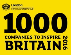 LSE 1000 COMPANIES TO INSPIRE