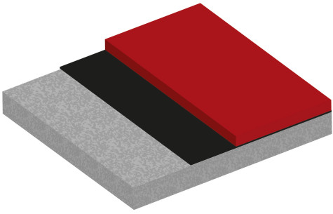 Shown in CM6 Brick Red