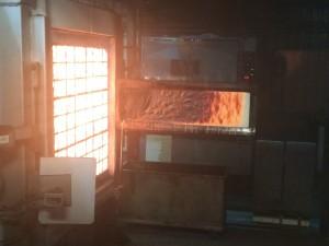 PU5118 Fire Testing