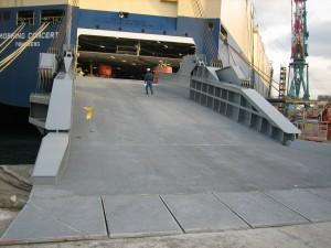 stern ramp