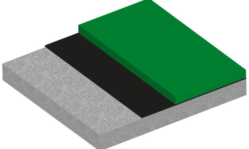 Shown in CM9 Dark Green